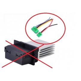 PRISE CONNECTEUR CABLE POUR RESISTANCE 6441.L2
