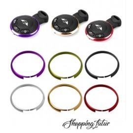 Anneau de couleur pour clef mini cooper R55 R56 R57 R58 R59 R60