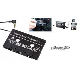 Adaptateur mp3 pour autoradio cassette