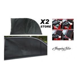 2X stores de fenêtre de voiture courverture soleil bébé UV protection