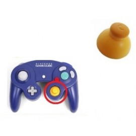 STICK JAUNE POUR MANETTE GAME CUBE