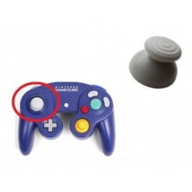 STICK GRIS POUR MANETTE GAME CUBE