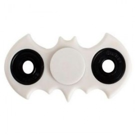 SPINNER BATMAN BLANC