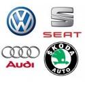 GROUPE AUDI VW SEAT SKODA
